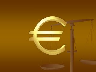 Here is a map which shows all of the countries using the Euro currency
