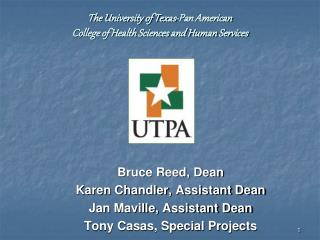 The University of Texas-Pan American College of Health Sciences and Human Services
