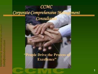 CCMC   Corporate Comprehensive Management Consultants