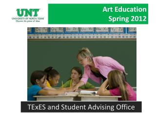 Art Education  Spring 2012