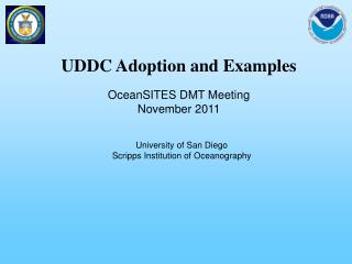 University of San Diego Scripps Institution of Oceanography