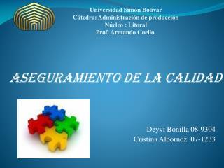 Deyvi Bonilla 08-9304 Cristina Albornoz  07-1233