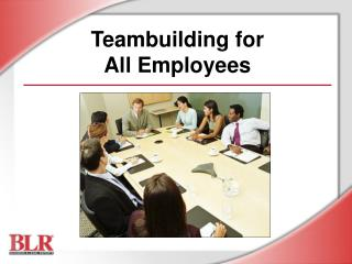 Teambuilding for  All Employees