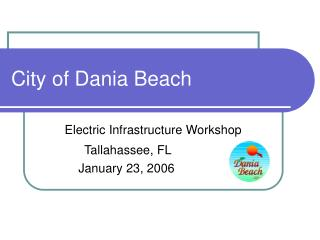City of Dania Beach