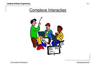 Complexe Interacties