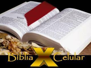 A BÍBLIA E O CELULAR