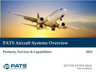 PATS Aircraft Systems Overview