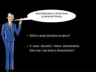What is asset allocation all about?