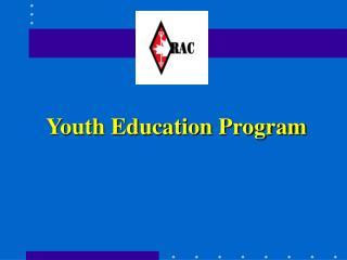 Youth Education Program