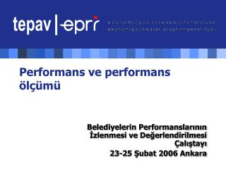 Performans ve performans ölçümü
