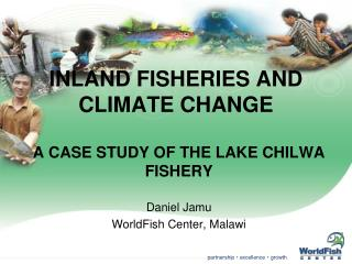 INLAND FISHERIES AND CLIMATE CHANGE