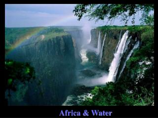 Africa & Water