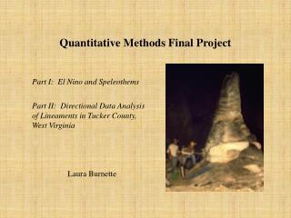Quantitative Methods Final Project