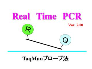 Real Time PCR