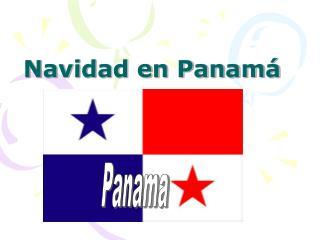 Navidad en Panamá