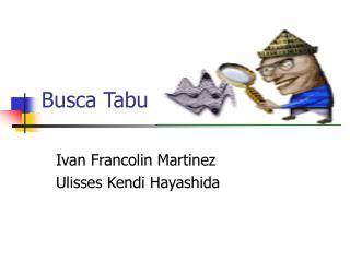 Busca Tabu