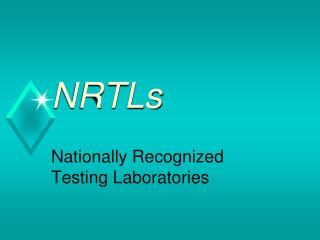 NRTLs