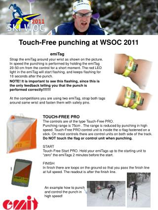 Touch-Free  punching at WSOC 2011