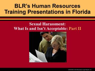 BLR's Human Resources  Training Presentations in Florida