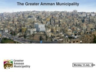 The Greater Amman Municipality