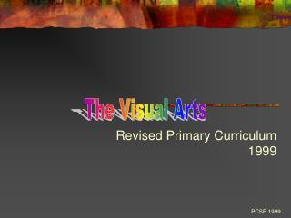 Revised Primary Curriculum 1999