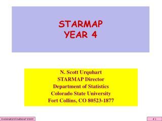 STARMAP YEAR 4