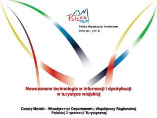 Polska Organizacja Turystyczna  pot. gov. pl