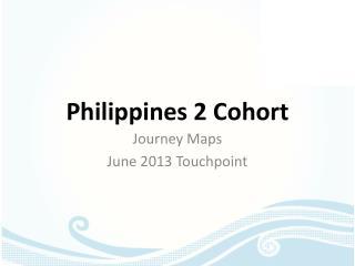 Philippines 2 Cohort