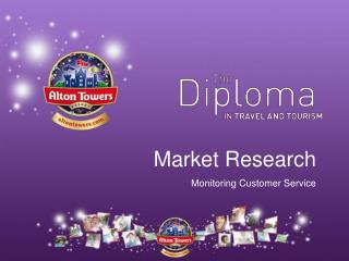 Market Research Monitoring Customer Service