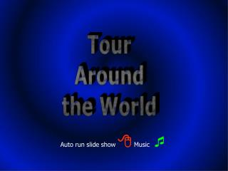 Auto run slide show  8  Music ¯