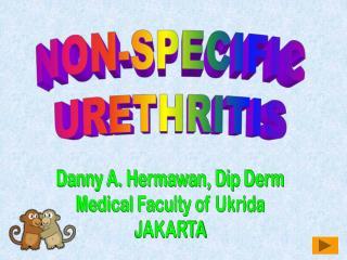 NON-SPECIFIC URETHRITIS