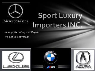 Sport Luxury Importers INC.