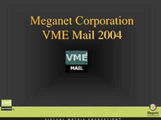 VME Mail