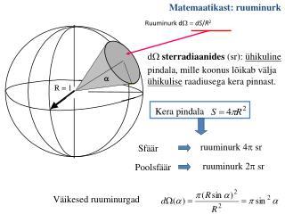 Matemaatikast :  ruuminurk
