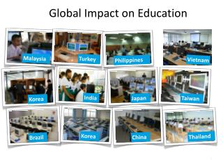 Global Impact on Education