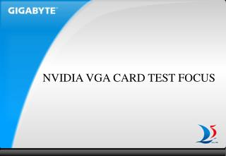NVIDIA VGA CARD TEST FOCUS