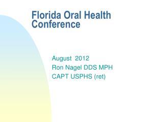 Florida Oral Health Conference