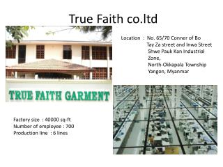 True Faith co.ltd