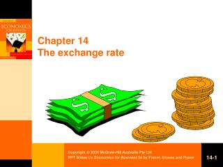Chapter 14 The exchange rate