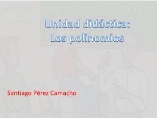 Santiago Pérez Camacho