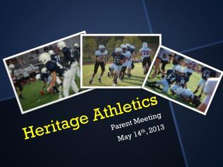 Heritage Athletics