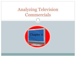 Analyzing Television Commercials