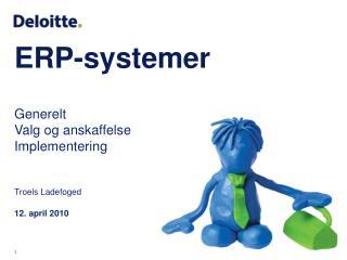 ERP-systemer