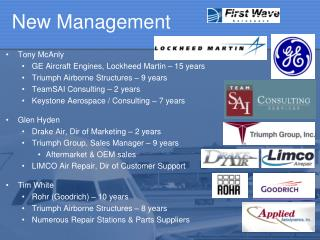 New Management