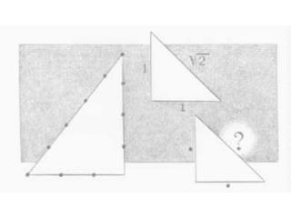 Root 2 as a continued fraction