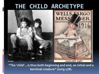 The Child Archetype