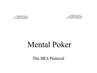 Mental Poker