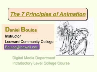 The 7 Principles of Animation