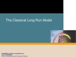 The Classical Long-Run Model