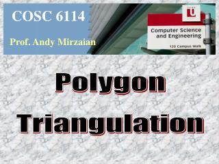 COSC 6114